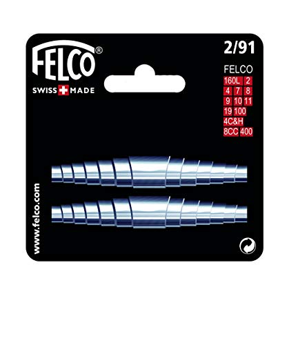 Best Prices! Felco 291 Replacement Springs Pruners Models, 2-Pack