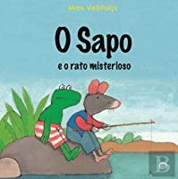 O Sapo e o rato misterioso: Livro de histórias (Portuguese Edition)