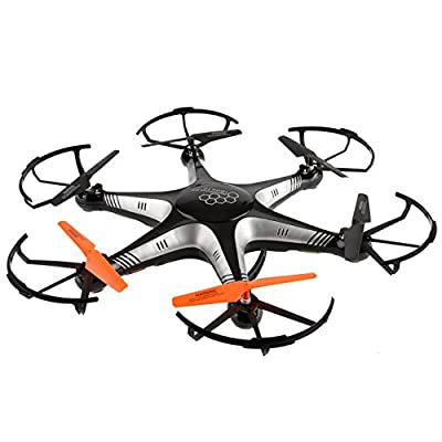 Force Flyers Adventurer Drone with Motion Glove and 2 MP Camera