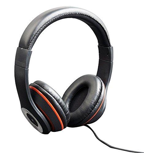 Gembird MHS-LAX-B Stereo Kopfhörer los Angeles schwarz