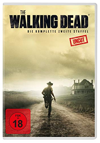 The Walking Dead - Staffel 2 - Uncut [3 DVDs]