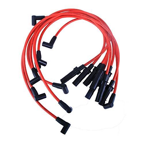 Spark Plug Wire Ignition Cable Set For Dodge Ram 1500 2500 3500 Van Dakota 1992-2003 5.2L 5.9L V8 GAS