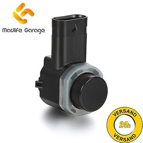 Madlife Garage 1S0919275C PDC Sensor Parksensor Einparkhilfe Ultraschallsensor A3 A4 Golf Plus Golf VI VII Jetta III IV Passat Polo Touran