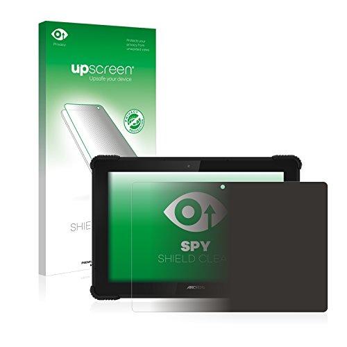 upscreen Anti-Spy Blickschutzfolie kompatibel mit Archos 101 Saphir Privacy Screen Sichtschutz Bildschirmschutz-Folie