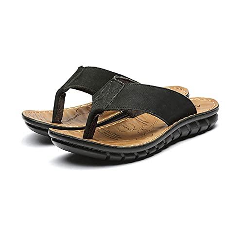 ZLJ Sandalias para Hombre Zapatillas Sandalias y Chanclas Deportivas y para Exteriores Chanclas Zapatos Sandalias Planas Sandalias de Surf Skate y de Calle