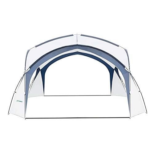 SJB Pop Up Tent Beach Camping Tent Canopy big tent outdoor field camping camping waterproof sunscreen large mosquito awning Foldable Outdoor UV Lightweight Waterproof tent