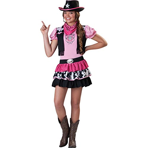 Amscan International - Disfraz para adulto Cowgirl (999696)