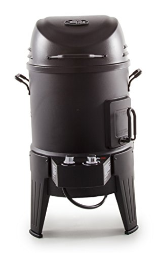 Char-Broil The Big Easy®  - Smoker, Roaster and Grill  with TRU-Infrared™ technology, Black Finish.