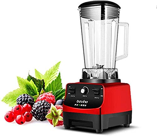 Blender Smoothie Maker 1500W Juice Blender, Kitchen Mixer Keukenmachine Koken Van Het Huis Machine Muur Breaking Machine Juicer 6 Sharp Blades