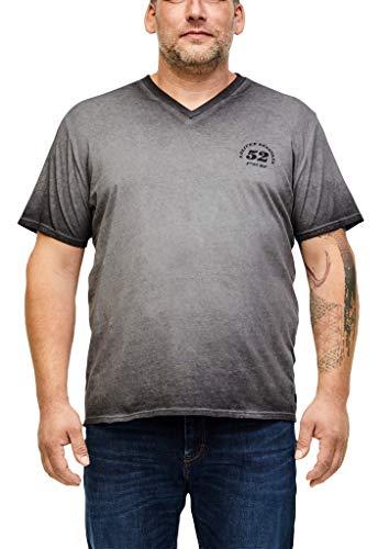 s.Oliver Big Size Herren Kurzarm T-Shirt, 9855, 3XL
