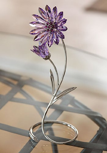 Swarovski Figura de Cristal 957578 Drina Violet