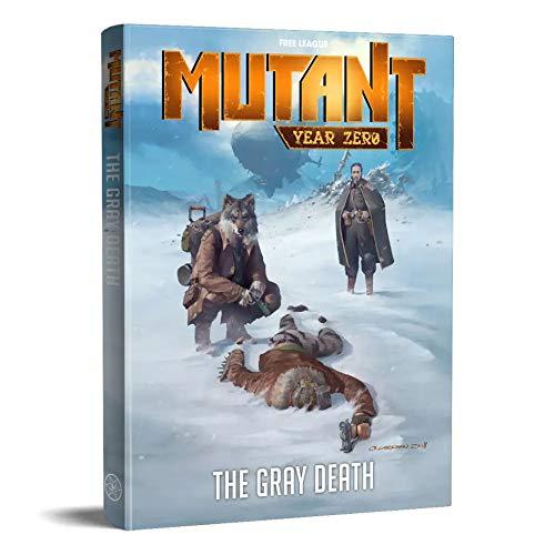 Free League Publishing Mutant - Year Zero - The Gray Death
