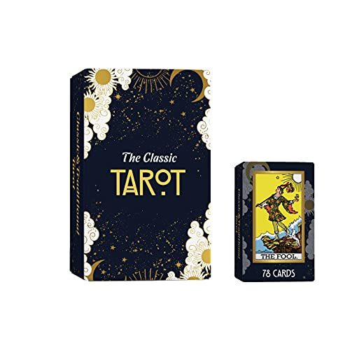 Hunnee Tarot Cards Deck with Guidebook Set for...
