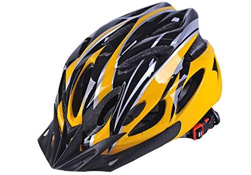 WJJ Fahrradhelm mit Sonnenschutz/fahrradhelm Herren