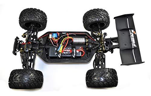 RC Auto kaufen Truggy Bild 2: 1:10 Amewi AM10T 4WD Brushless*