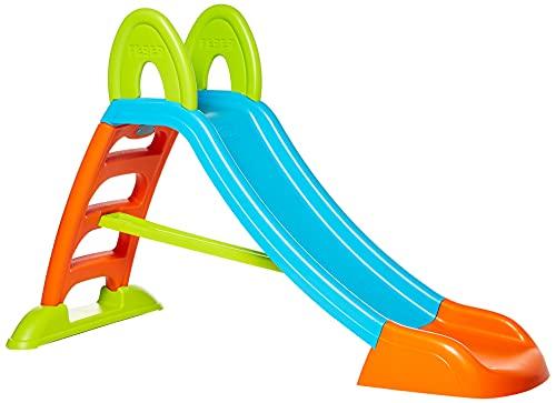 FEBER - Toboggan à eau, pour garçons et filles de 3 à 10 ans, Bleu (Famosa 800009001)