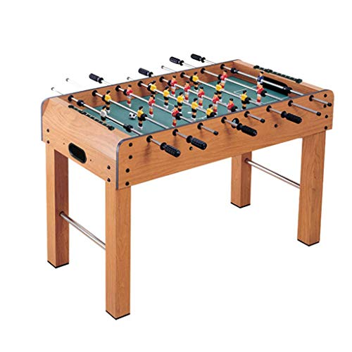 YIHGJJYP Combo Game Table Soccer Table Football Machine Multiplayer Game Console Adult Wooden Billiard Children's Educational Development Toy Parent-Child Interactive Best Gift