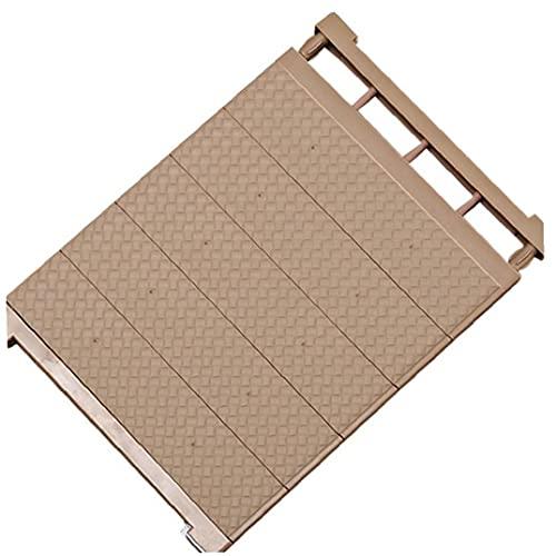 Liadance Garderobe Partition Regal Closet Storage Rack Organizer Erweiterbare Schrank Regal Space Saver Racks für Küchenschrank Garderobe Bücherregal
