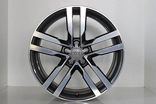 Original Audi TT TTS 8S S Line 8S0601025F Felgen Satz 19 Zoll 1248-A4