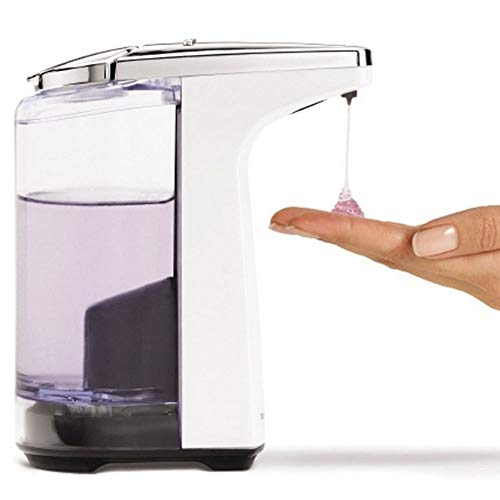 DKee Dispensador de jabón Caja Dispensador De Jabón Dispensador De Jabón Automático del Sensor Elegante Cuarto De Hotel Grupo Guarnición De Origen