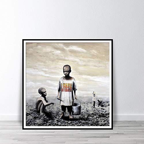 Wall art rode canvas schilderij lichte sigaret met een lichtere canvas foto poster prints poster decor 50x70cm zonder frame