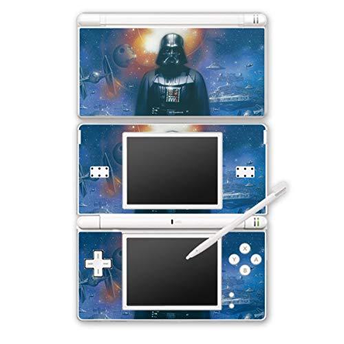 DeinDesign Skin kompatibel mit Nintendo DS Lite Folie Sticker Star Wars Darth Vader Fanartikel