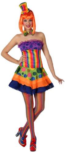 Atosa - 15671 - Costume - Déguisement De Clown Femme - Adulte - Taille 2