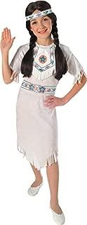 Rubies Native American Princess Child Costume, Medium
