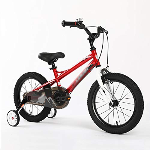 M-YN Bicicleta Niños con Ruedines Niños Los niños del niño de la...