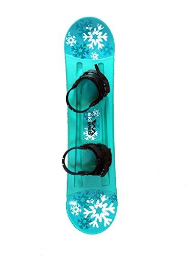 Kinder Snowboard - 95cm Mit Bindungen - Erste Snowboard für Kinder