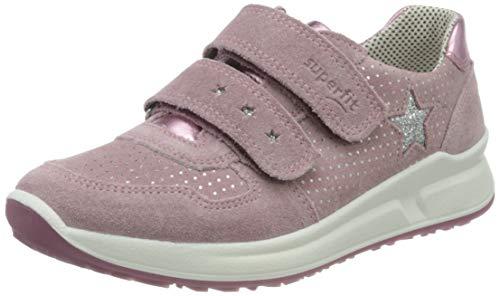 Superfit Mädchen Merida Sneaker, Violett (LILA 90), 33 EU