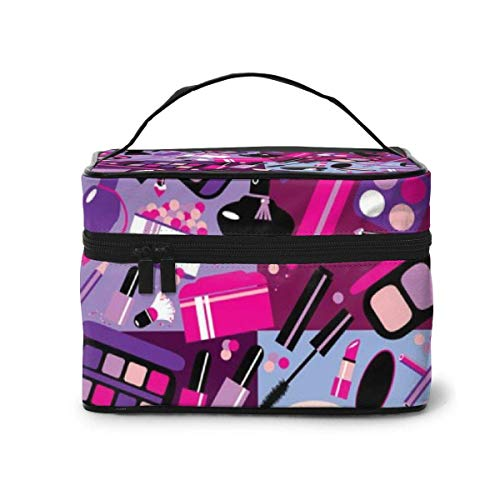 Make-up Taschen Etuis,Kosmetiktaschen Cosmetics and Makeup Travel Makeup Bag Portable Makeup Boxes for Women Cosmetic Case Storage Organizer Travel Daily Carry