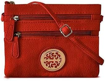 Fin Stores Women's Leather Clutch Stylish Crossbody or Clutch Bag