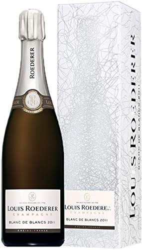 Champagne A.O.C. Blanc de Blancs Millésimé Astucciato 2011 Louis Roederer Bollicine Francia 12,0%