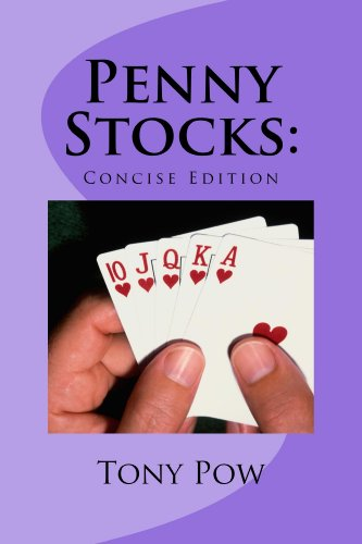Penny Stocks: Concise edition (Concise Series Book 1) (English Edition)