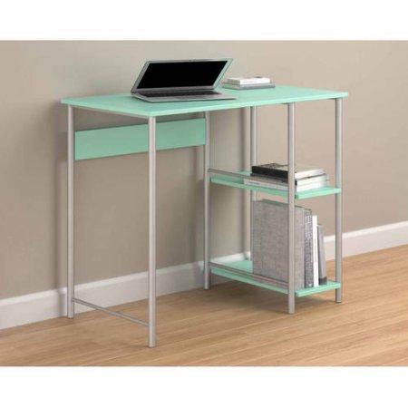 Mainstays Basic Student Desk.Model: 9120596W /Color:Spearmint