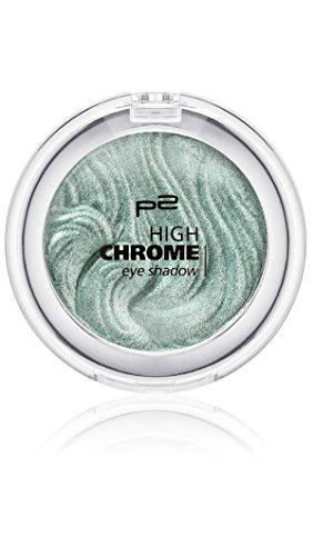 p2 cosmetics High Chrome Eye Shadow 020, 3er Pack (3 x 3 g)