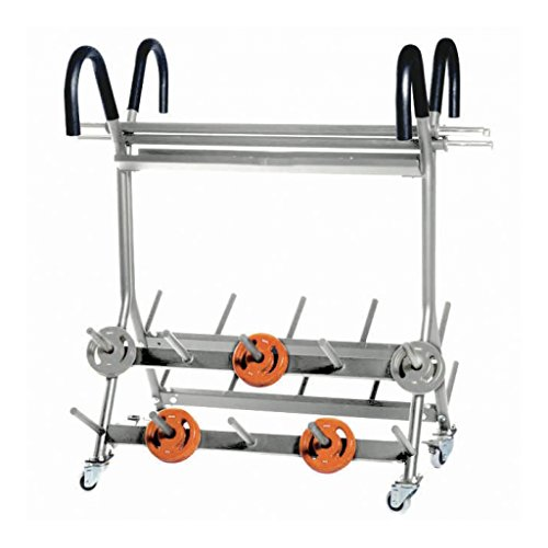 Toorx Rastrelliera Porta Body Pump Set 20 posti