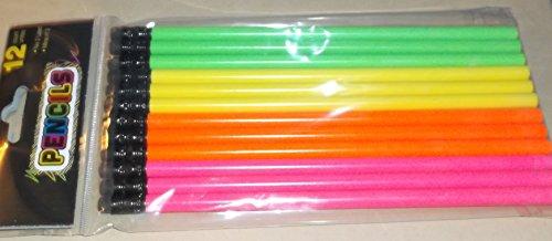 Jot Pencils - 12 Count - Wood Lead Pencils - No. 2 Lead