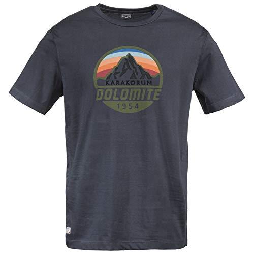Dolomite Camiseta Ms 1 Karakorum Prime Unterhemd, blau, 2XL
