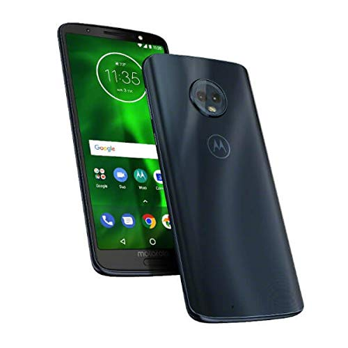 Motorola Moto G6 Single SIM (32Gb - 5.7' FHD, 3GB Ram, 12Mpx Dual Camara) Color Azul Indigo