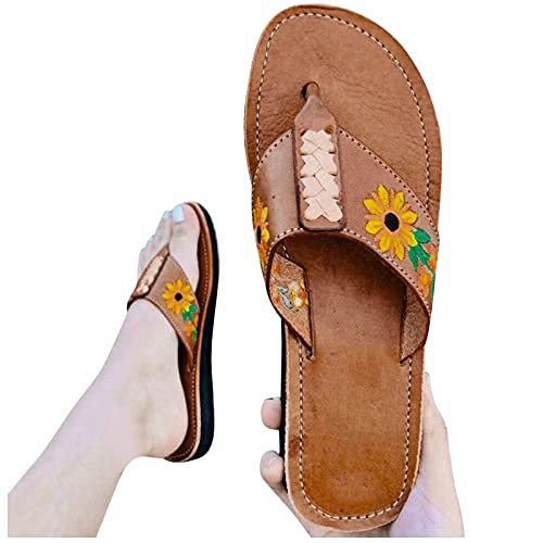Top 10 best selling list for summer flat shoes good for orthotics women