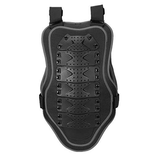 Armor motorkleding, lichaam, borst, wervelkolom, protector, beschermende uitrusting voor dirtbike fiets motorfiets motorcross ski zwart/