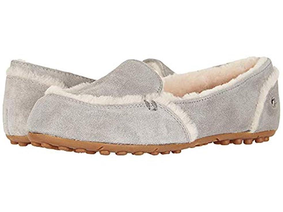 一握り永遠に絶望レディースローファー?靴 Hailey Seal (28.5cm) B - Medium [並行輸入品]