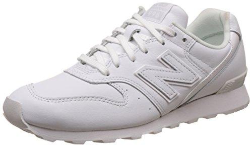 New Balance Wr996, Baskets Femme, Blanc (White), 4.5 UK EU