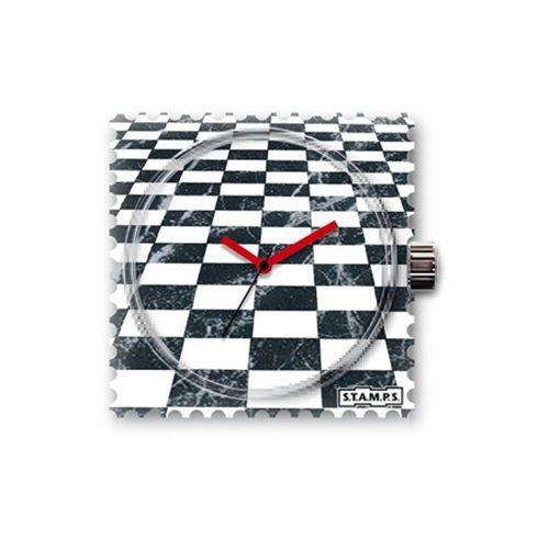 S.T.A.M.P.S Reloj de Bolsillo Análogo clásico de Cuarzo 1311096