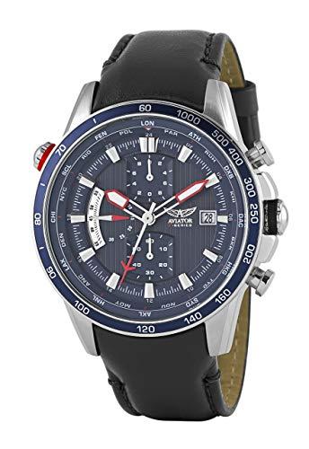 Aviator F-Series AVW2020G287 - Reloj cronógrafo para Hombre