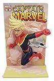 Loot Crate Captain Marvel 3D Comic Standee