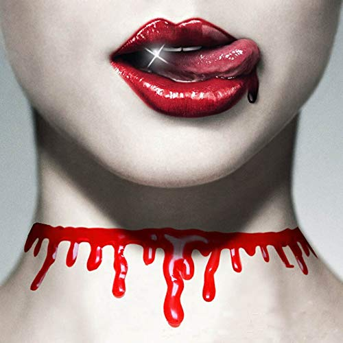 Maquillaje Terrorifico  marca Vxhohdoxs