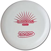 Innova Disc Golf Glow DX Aviar Putter Golf Disc (Colors may vary)